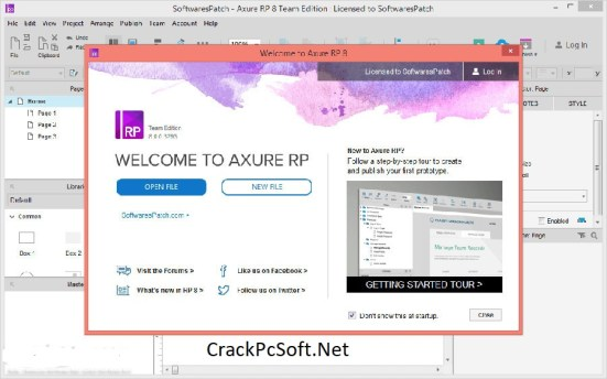 Axure RP 8 Full Version