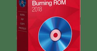 Nero Burning ROM 2018 Crack