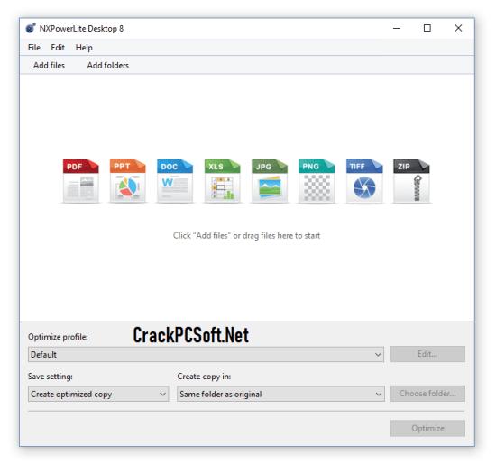 NXPowerLite Desktop 8 Keygen