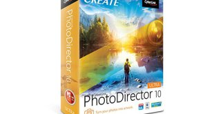 CyberLink PhotoDirector 10 Crack