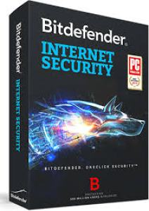 Bitdefender Internet Security 2020 License Key