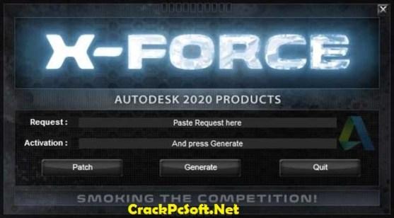 Autodesk 3ds Max 2020 Keygen