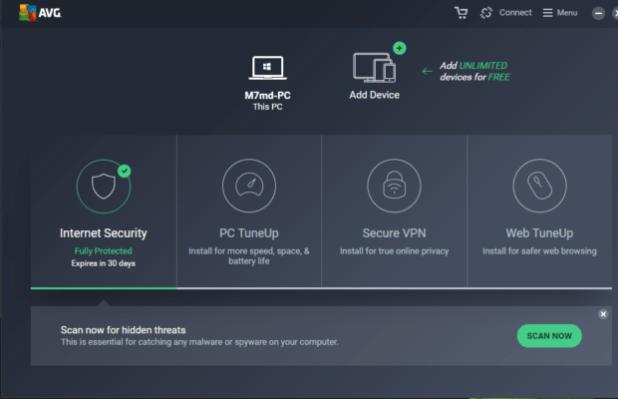 AVG Internet Security Activation Key