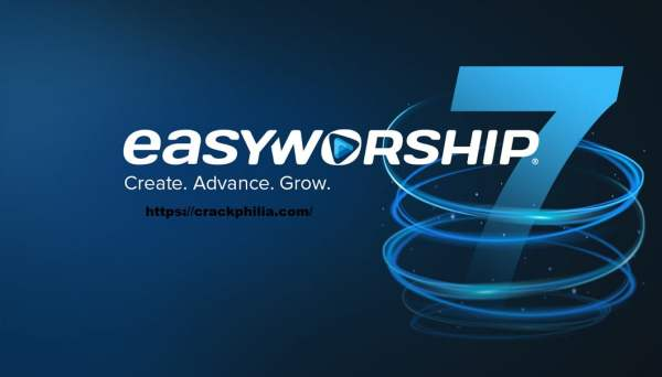 EasyWorship 7.2.2.0 Crack