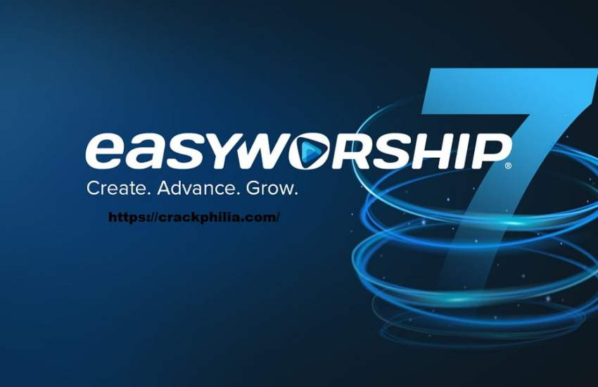 EasyWorship 7.2.2.0 Crack Plus Serial Key [Latest] Free Download