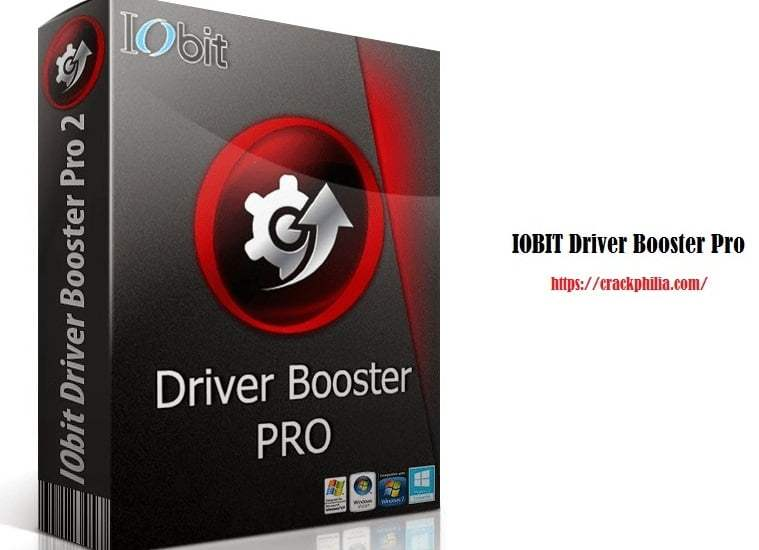 IOBIT Driver Booster Pro 8.0.2.210 Crack Plus License Key [Latest] Download