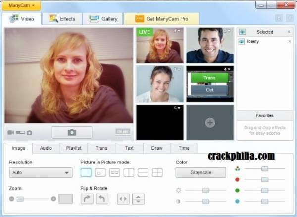 ManyCam Pro 7.8.3.3 Crack With Activation Code Free Download 2021