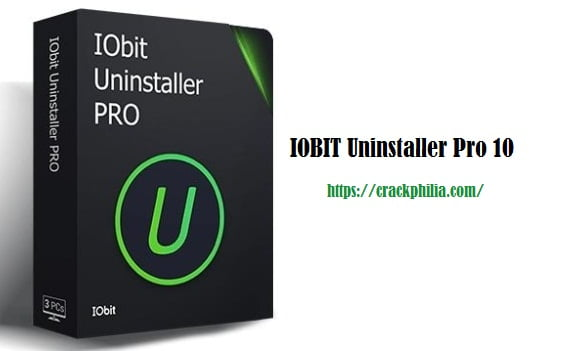 IOBIT Uninstaller Pro 10.1.0.21 Crack Plus Serial Key [Latest] Download