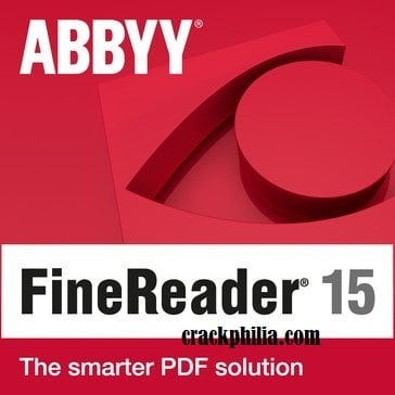ABBYY FineReader PDF 15 Crack Plus Serial Number 2020 Download
