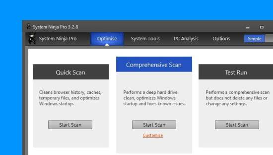 System Ninja 3.2.9 Crack With Serial Key Free Download 2021