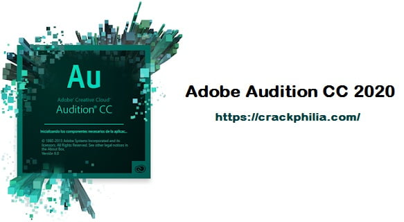 Adobe Audition CC 2020 Build 13.0.11.38 Crack Plus Serial Number Download