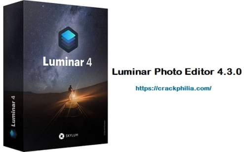 Luminar Photo Editor 4.3.0.6175 Crack With Activation Key Download