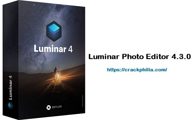 Luminar Photo Editor 4.3.0 Crack Plus Activation Key [Updated] Download
