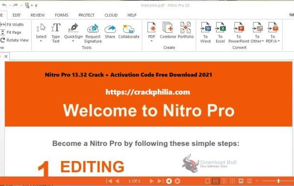 Nitro Pro 13.32 Crack + Activation Code Free Download 2021