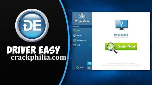 Driver Easy Pro 5.6.15 Crack With License Key Free Download