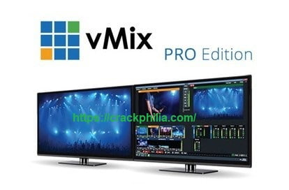vMix Pro 24.0.0.58 Crack With Registration Key Free Download 2021