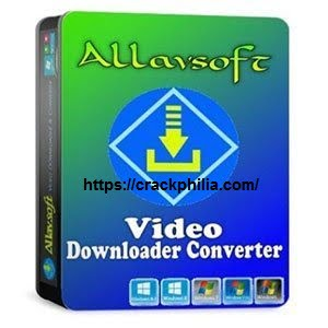 Allavsoft Video Downloader Converter 3.23.2 Crack + Keygen Download