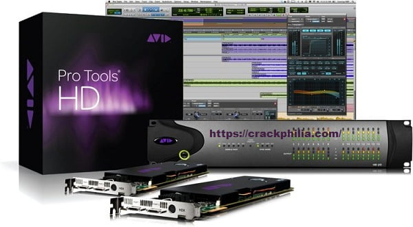 Avid Pro Tools 2021.12 Crack With Keygen Free Download 2021