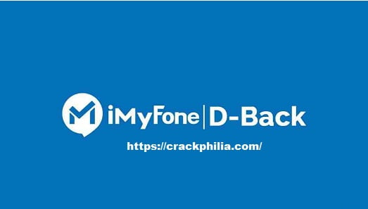 iMyFone D-Back 7.9.5 Crack With Registration Code Download 2021