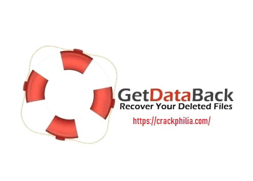 GetDataBack Pro 5.55 Crack With License Key Free Download