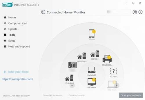 ESET Smart Security 14.2.23.0 Crack With License Key Free Download