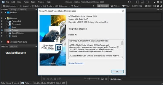 ACDSee Pro v14.0.1 Crack With License Key Free Download 2021