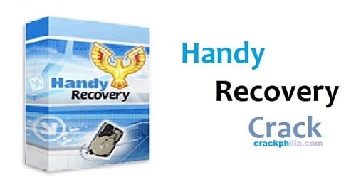 Handy Recovery 5.5 Crack With Activation Key Free Download
