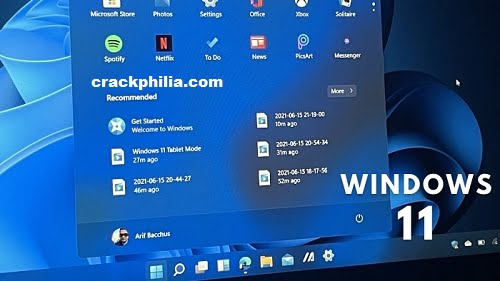 Windows 11 Crack With Activation Key Latest Version Download 2021