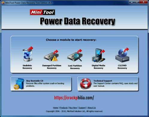 MiniTool Partition Wizard 12.5 Crack + Activation Key Free Download