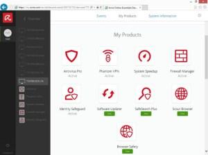 Avira Security Suite 1.2