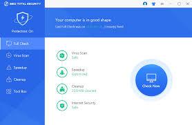 360 Total Security 10.2.0.1019 Crack