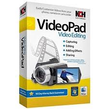 NCH VideoPad Video Editor 6.23 Crack