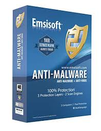 Emsisoft Anti-Malware 2018.10.0.9018 Crack