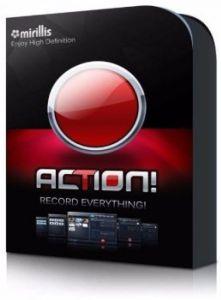 Mirillis Action 3.9.1 Crack