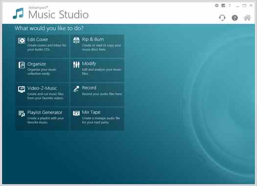 Ashampoo Music Studio 8.7.6.3 Crack With License Key Free Download {2021}
