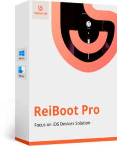 Tenorshare ReiBoot Pro 9.7.2.0 Crack + License Key Latest Download {2021}