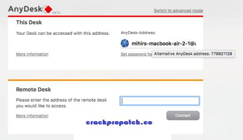 AnyDesk 6.3.3 Crack + License Key Latest Version Free Download {2021}