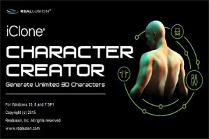 Reallusion Character Creator 3.4 Crack Repacked Full Version (x64)