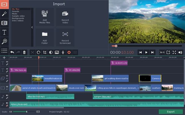 Movavi Video Editor 21.2.1 Crack With Activation Download 2021