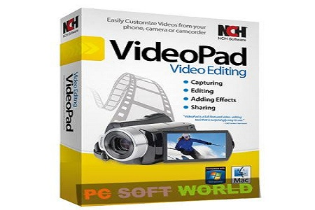 NCH Videopad Video Editor 10.4 Crack With Registration Key [Latest 2021]