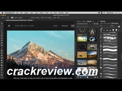Adobe Photoshop CC 2018 Crack Download Full Version