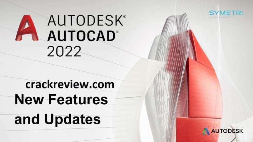 Autodesk AutoCAD 2022 Crack + Serial Number Full Download