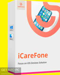 Tenorshare iCareFone 7.6.1 Crack + Keygen 2021 Download Here