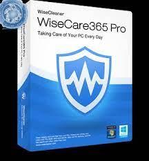 Wise Care 365 Pro 5.7.1 Crack + Torrent [Build 571] Latest