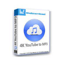 4K YouTube to MP3 4.0.0.4230 Crack + License Key Download