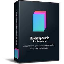 Bootstrap Studio 5.6.1 Crack + Serial Key 2021 Free Download