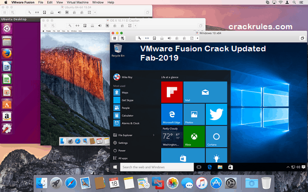 VMware Fusion 11 1 1 Pro Crack With Keygen + Torrent [Latest