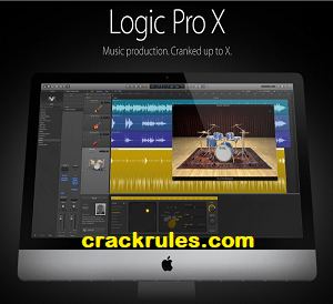 Logic Pro X 10.5 Crack with Serial Number 2019 Torrent