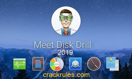 Disk Drill Pro Cracked 2020