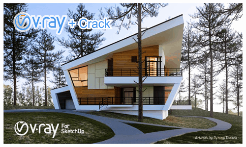 V-Ray 4 00 02 Crack + License Key For {SketchUp/Maya} 2019
